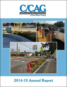 2014-15 CCAG Annual Report cover 2