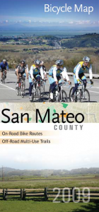 2009 bike map cover